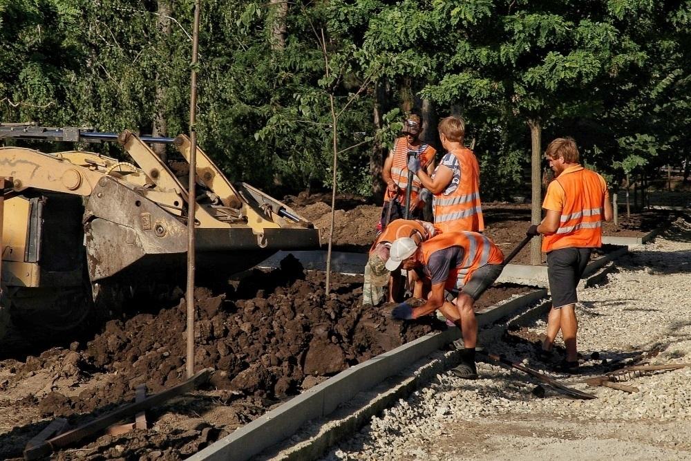 Новую спортплощадку построят в микрорайоне Гидростроителей Краснодара