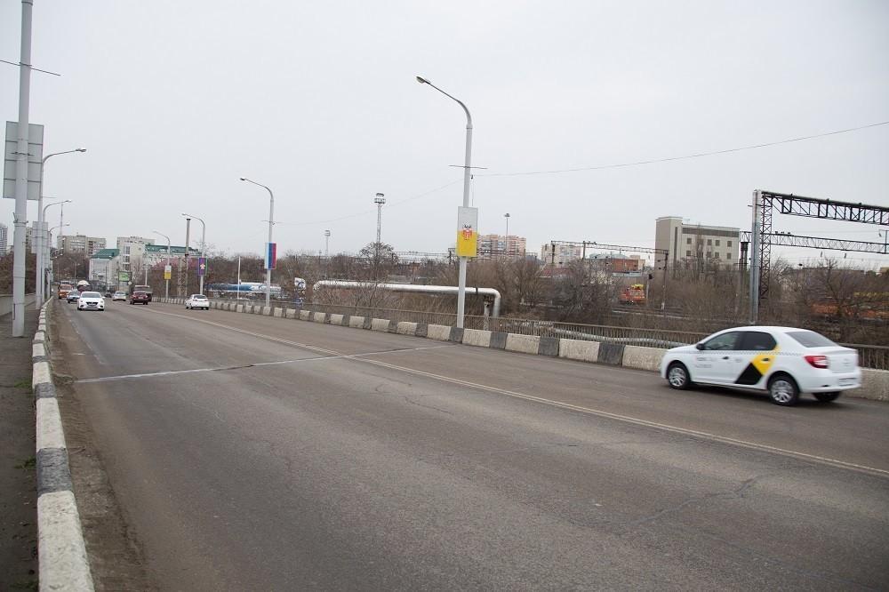 Проезд на Суворовский путепровод в Краснодаре ограничат