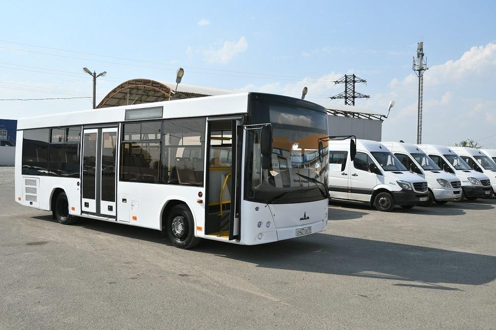 Новые автобусы без кондиционеров закупили для Краснодара