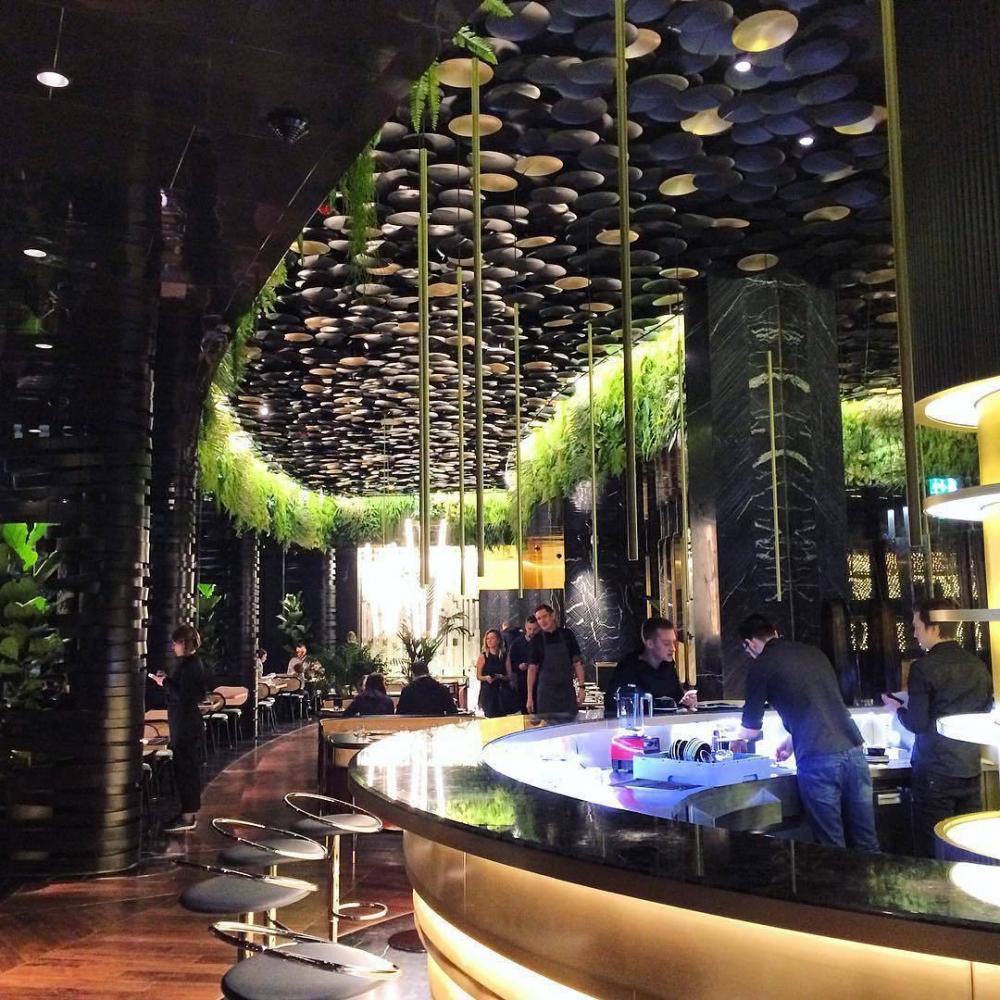 «Божественный интерьер и лучший вид», - краснодарец о ресторане Галицкого