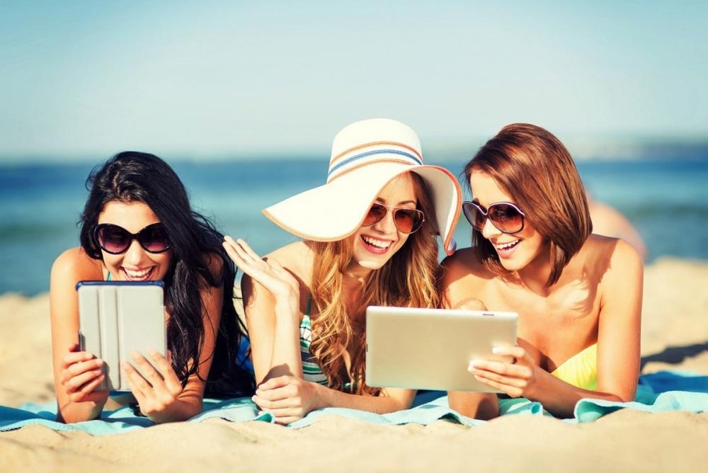 Бесплатный Wi-Fi обещают на 500 пляжах Кубани через полтора года