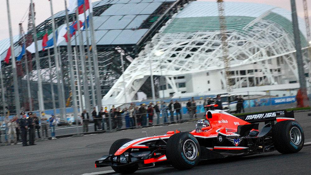 «Формула-1» в Сочи удивит посетителей своими развлечениями