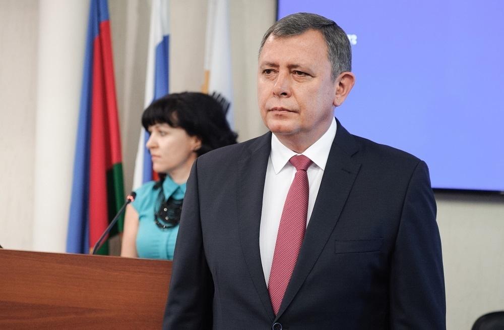 Заместитель мэра Краснодара получил повышение