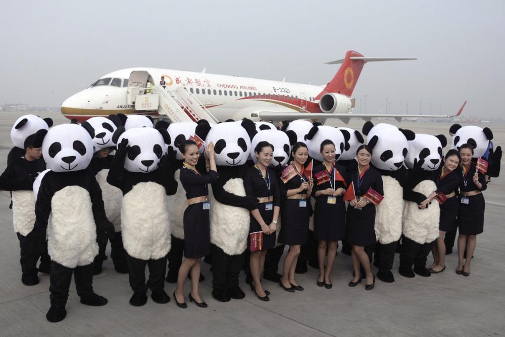 В Китай пустят самолеты из Сочи