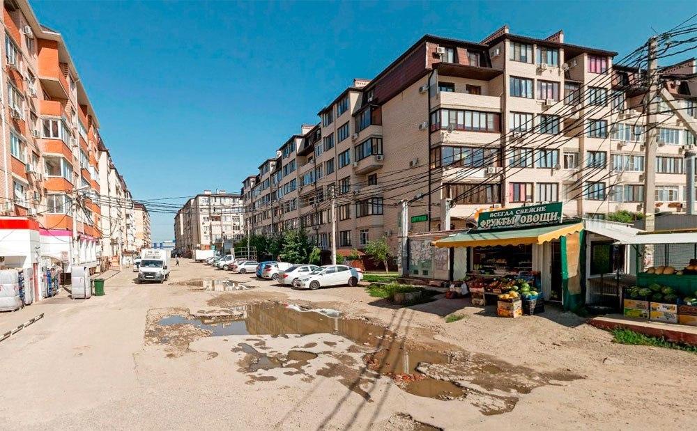 Лишь два дома в Музыкальном микрорайоне Краснодара передали придомовые участки властям