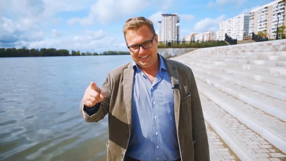 О жизни в Краснодаре и за его пределами расскажет блогер Южанин в прямом эфире