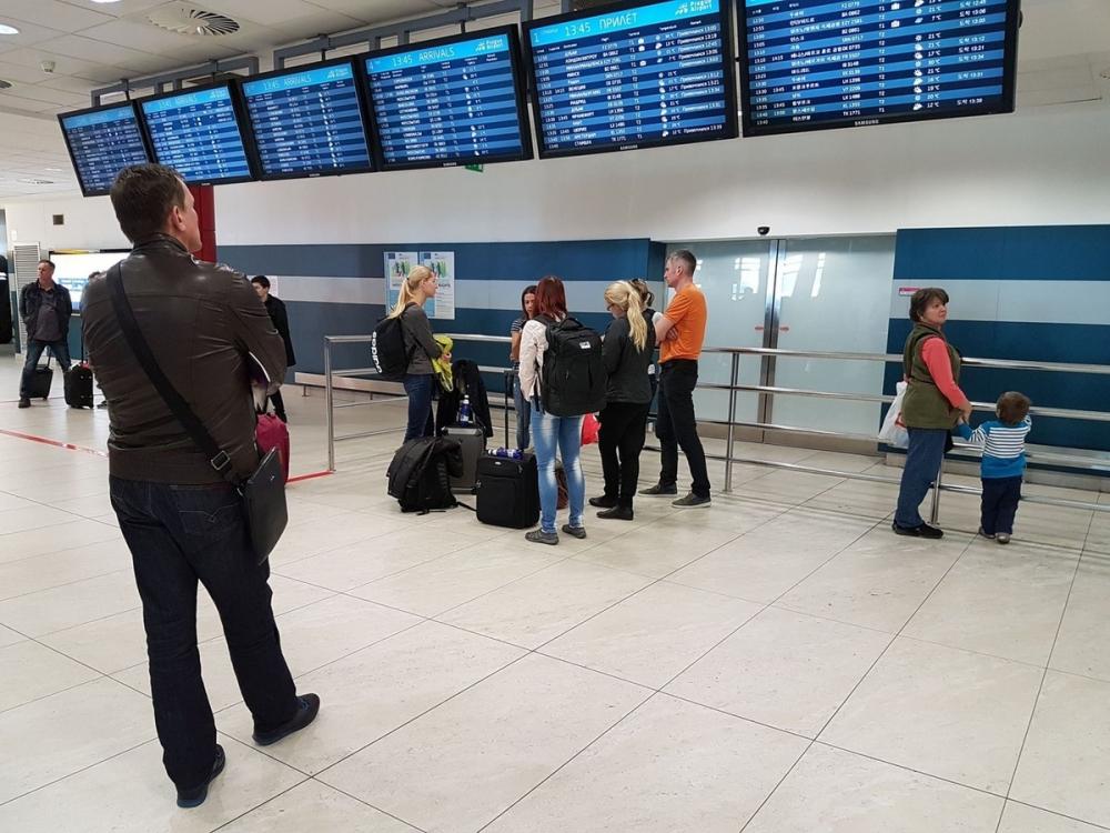 Краснодарец подверг опасности целый авиарейс из Москвы