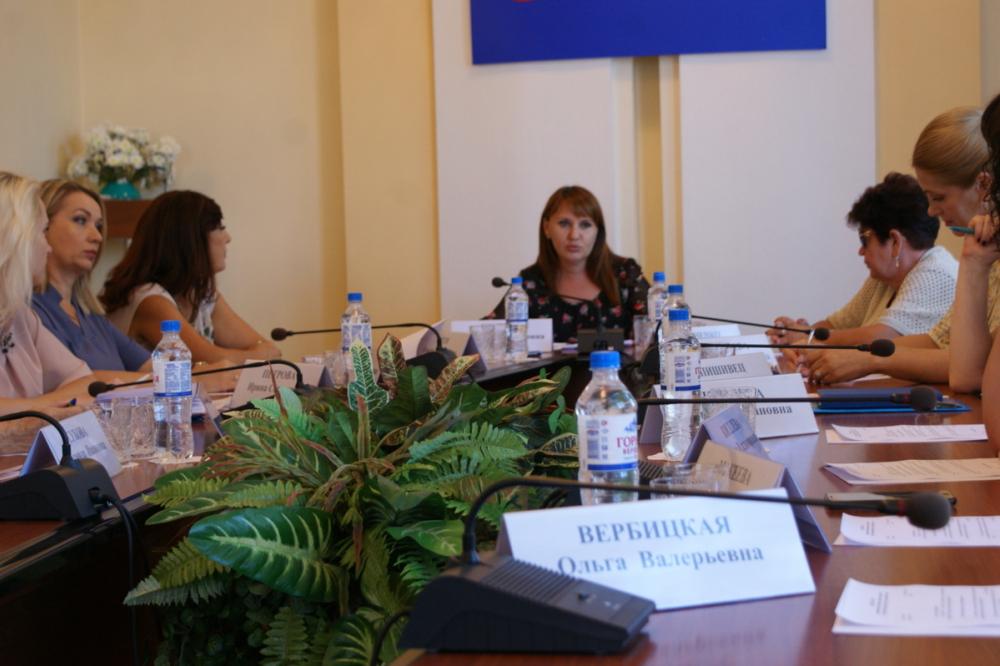 Краснодарский филиал организации «Союз женщин России» сменил статус