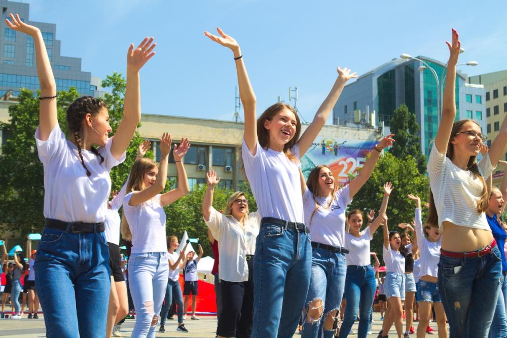 День молодежи отметят в Краснодаре с PLC и киберспортсменами