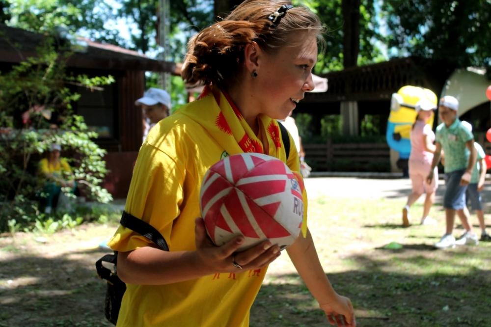 Спортивный праздник и раздача рюкзаков пройдут в парке Краснодара