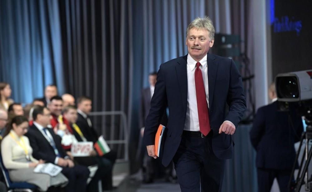 Песков прокомментировал информацию о переносе «Формулы-1» из Сочи в Санкт-Петербург
