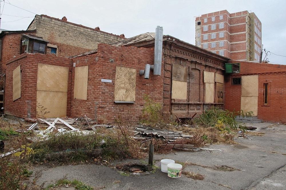 Объект культурного наследия в Краснодаре отреставрируют после демонтажа