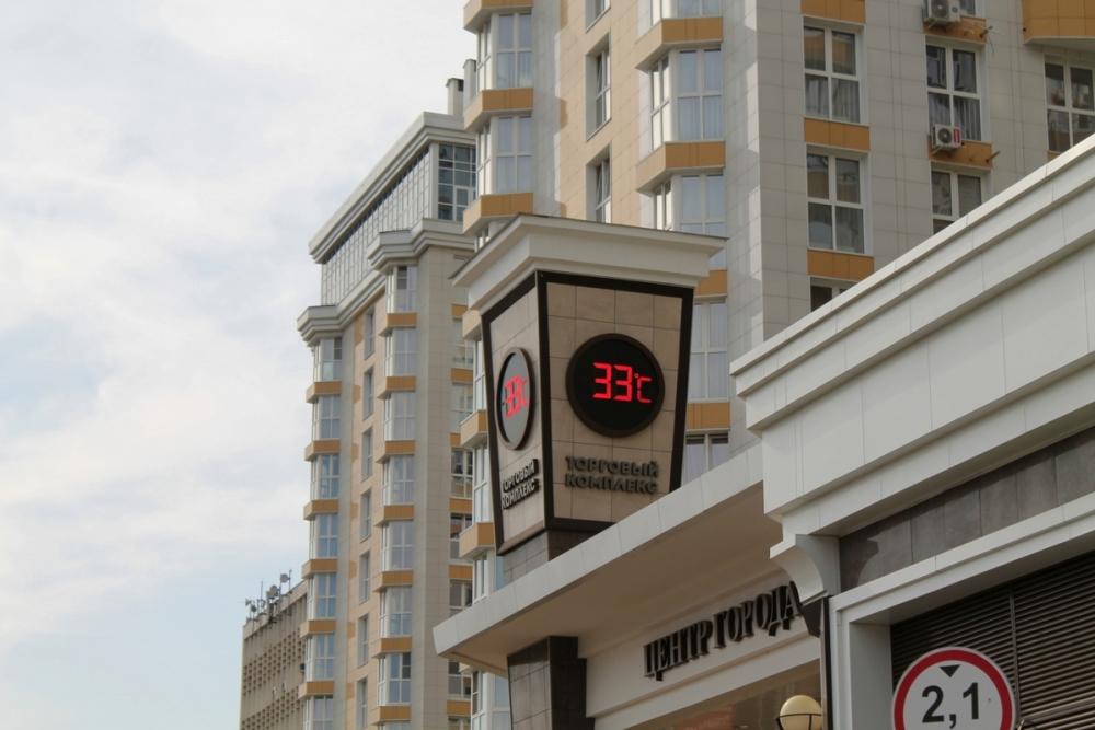 Второе за неделю экстренное предупреждение по жаре объявили на Кубани