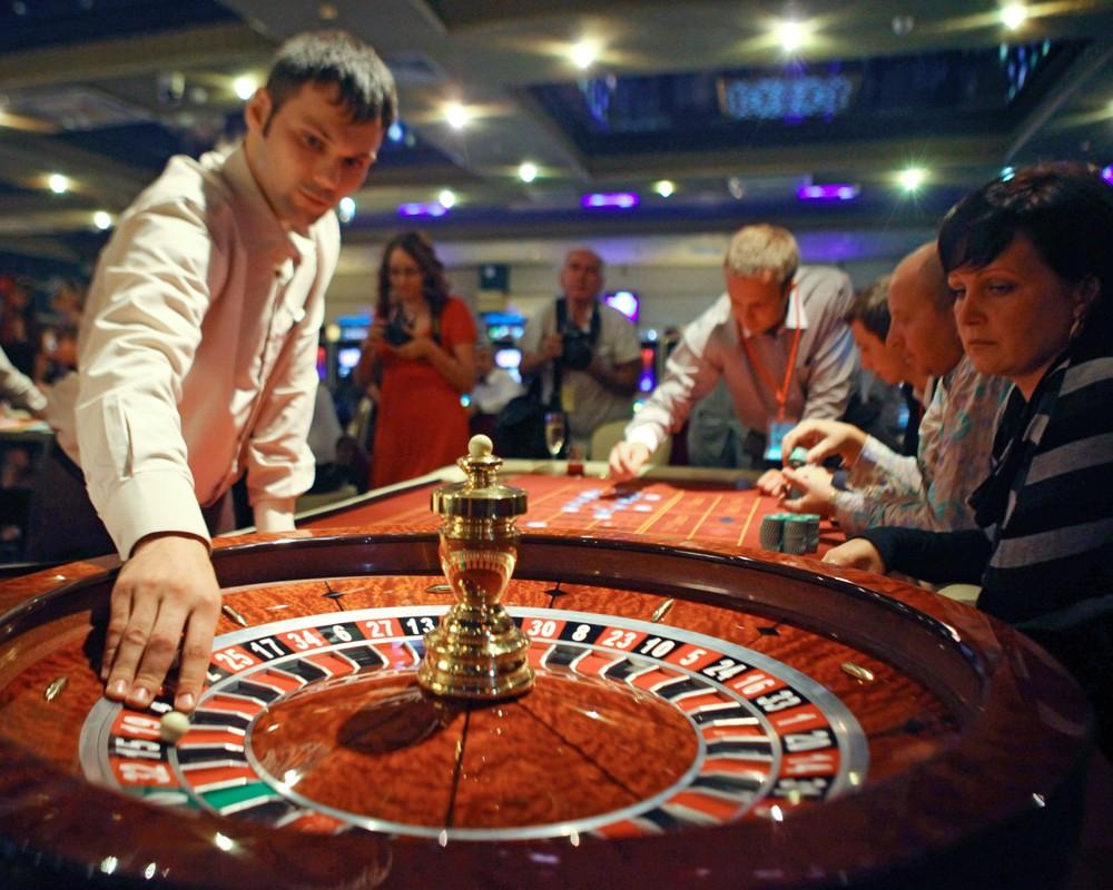 В Сочи планируют открыть первое легальное казино весной 2015 года
