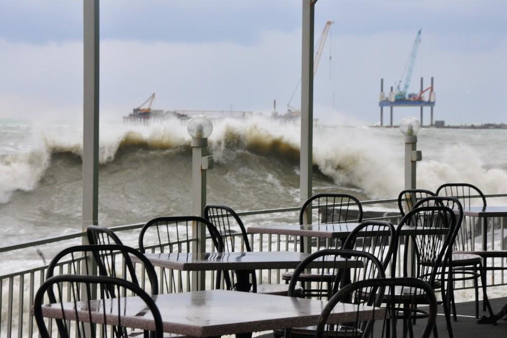 Экстренное предупреждение: на курорты Кубани надвигается серьезный шторм