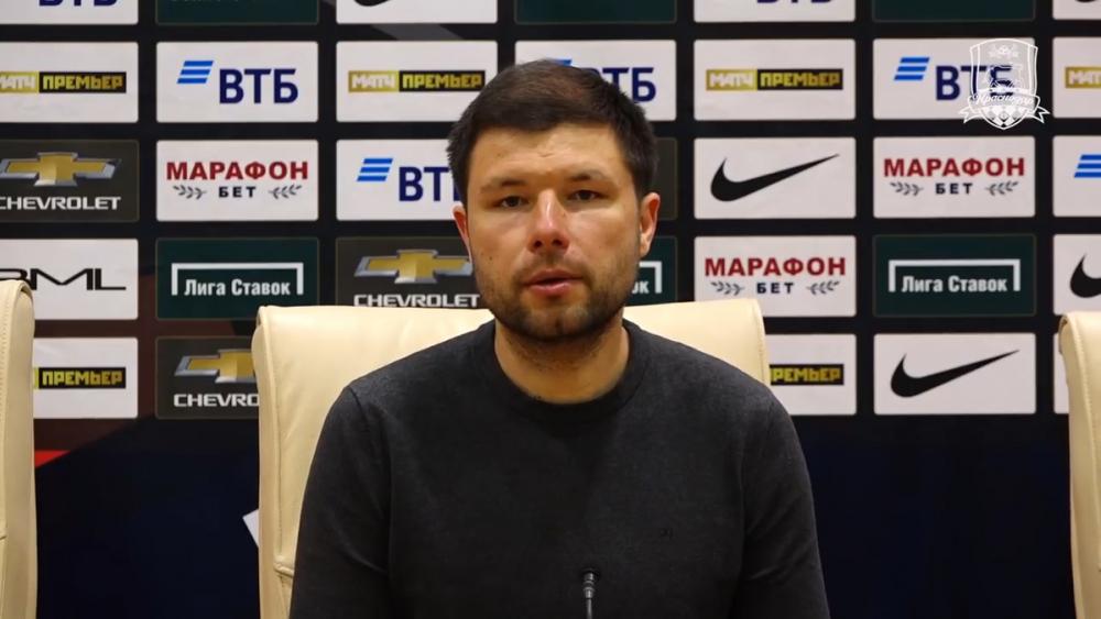 «Мы нашли силы отыграться», - тренер «Краснодара» об игре с «Динамо»