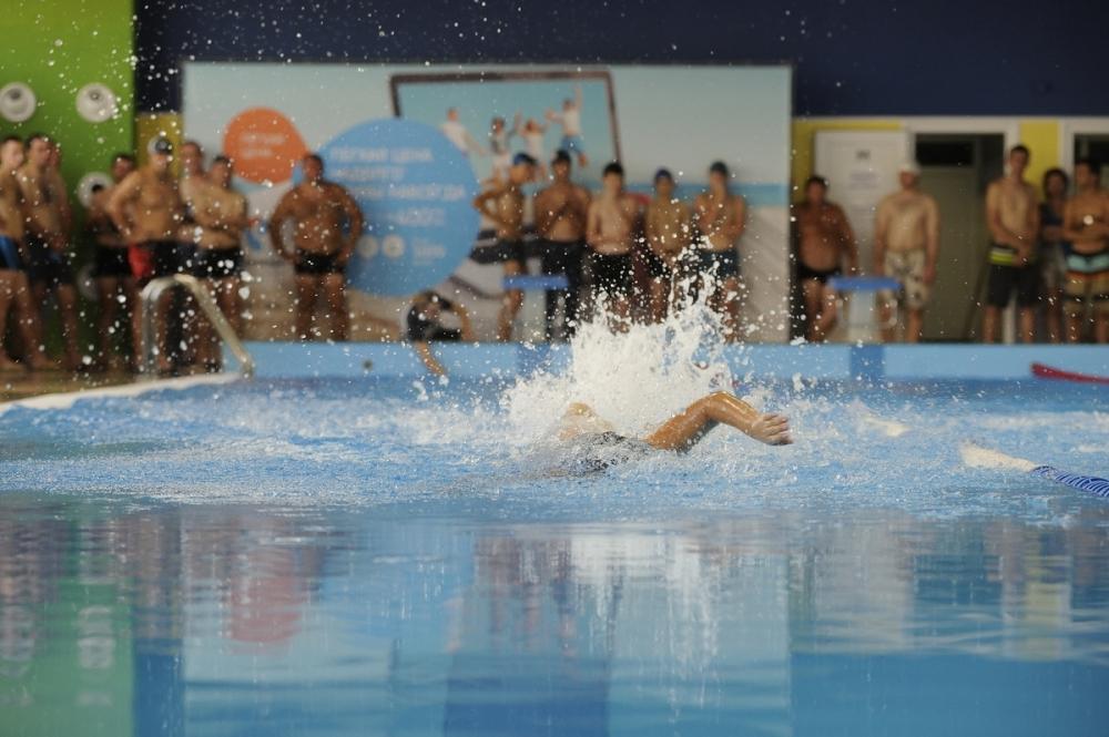 «Ростелеком» приглашает на фестиваль плавания в Майкопе