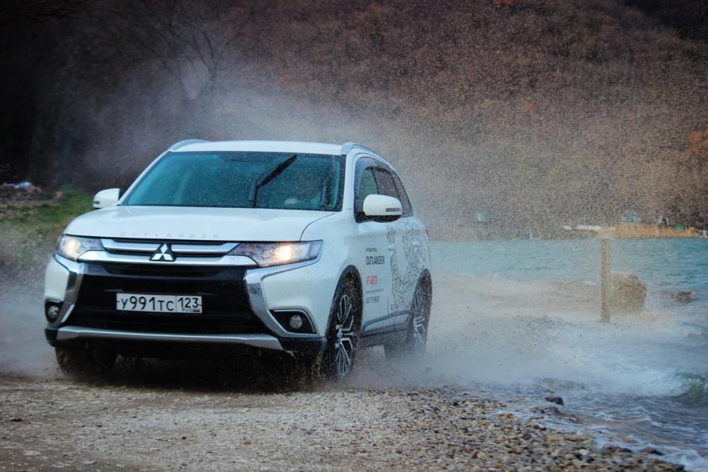 Обновленный Mitsubishi Outlander: цены в Краснодаре и где купить
