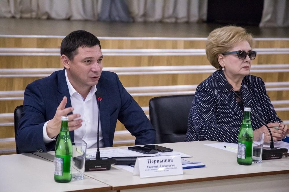 Вместо старой школы в Краснодаре возведут новый детсад