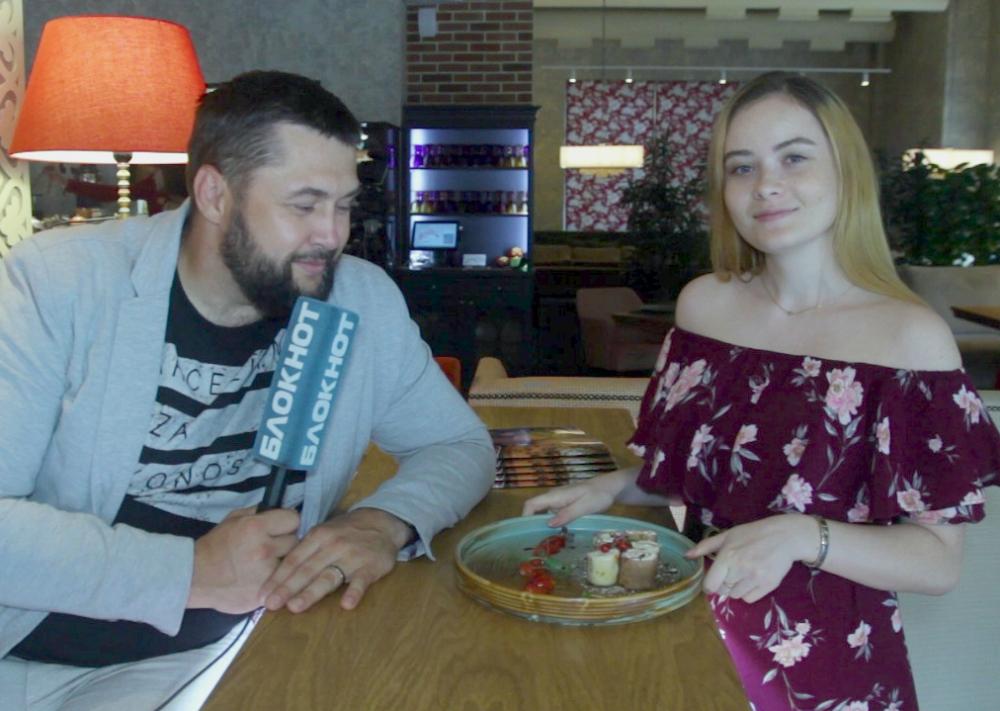 Кухни Японии и России совместила участница «Мисс Блокнот»