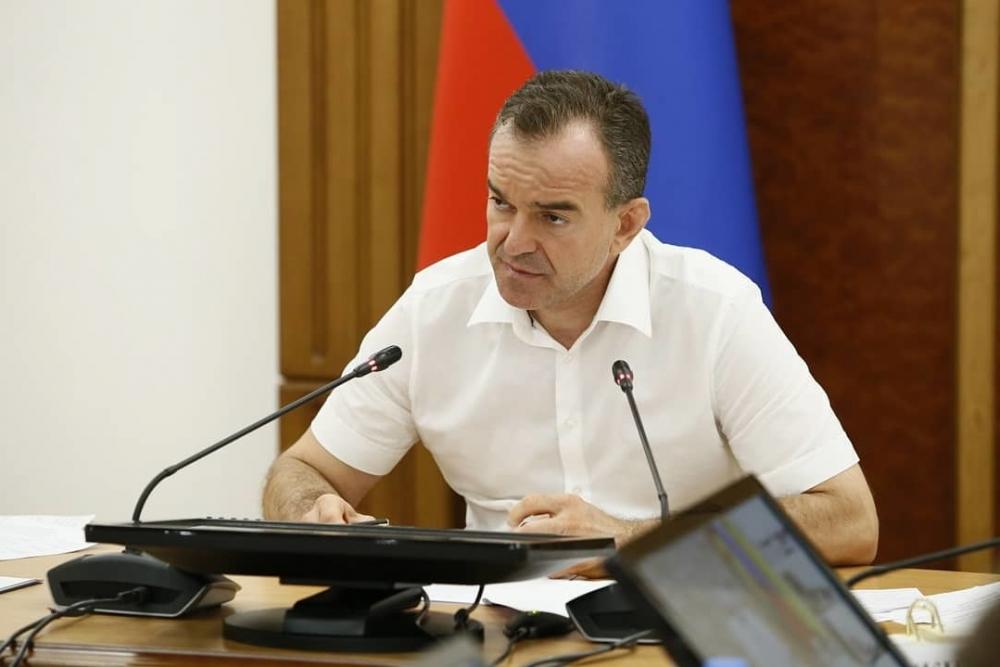 Губернатор Кубани раскритиковал орган, созданный для возвращения украинцев на родину