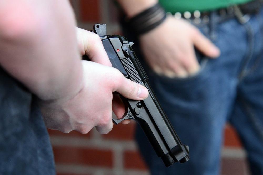 На Кубани планируют разрешить владение оружием после 21 года после стрельбы в Амурском колледже