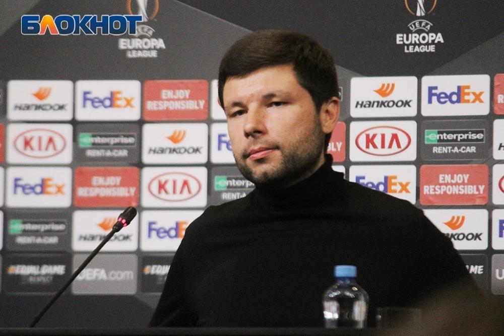 Мурад Мусаев минимум год не сможет полноценно руководить ФК «Краснодар»