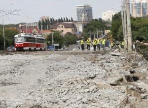 Садовый мост в Краснодаре закончат ремонтировать следующим летом