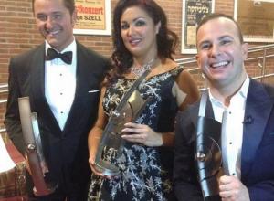 Кубанская певица Анна Нетребко получила премию «ECHO Klassic»