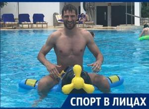 Голкиперу под №1 ФК «Краснодар» ничего не помешало променять танцы на футбол