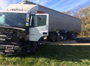 Водитель без прав устроил смертельное ДТП на Кубани