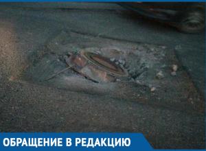 Названа одна из причин пробок на Российской в Краснодаре