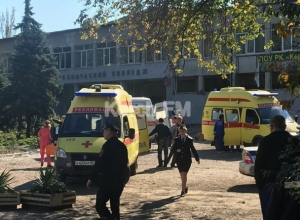 В трагедии в Керчи пострадали трое подростков из Краснодарского края