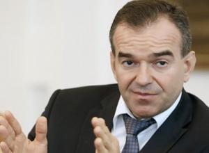 Губернатор Кубани вошел в ТОП-10 самых влиятельных глав субъектов России