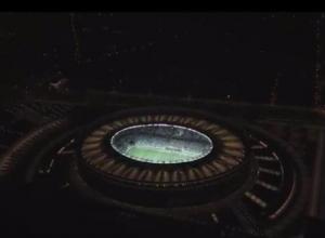Данила Козловский показал красоту стадиона «Краснодар» в тизере к фильму «Тренер»