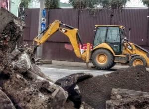 В Краснодаре на ремонт перекроют еще одну улицу