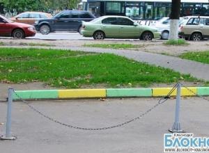 В Краснодаре автолюбитель пытался задушить соседа из-за парковочного места