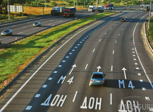 Участок трассы М-4 «Дон» отремонтируют за 7 млрд рублей