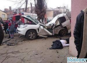 ДТП в центре Краснодара: погиб помощник федерального судьи Олег Пеликов