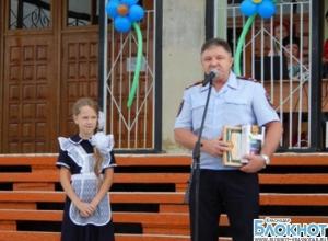 В Красноармейском районе третьеклассница спасла утопающего