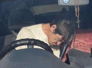 За пьяную езду на Кубани задержали 45 водителей