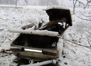 В Крымском районе в ДТП погибли три человека