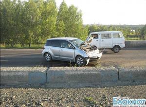 Из-за наезда на препятствие в Армавире погиб водитель