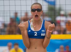Кубанская «пляжница» завоевала «серебро» на чемпионате мира в Китае