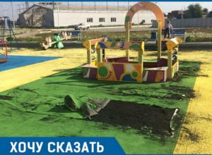 «Нет отопления, дом разрушается», - жительница ЖК «Садовое кольцо» в Краснодаре