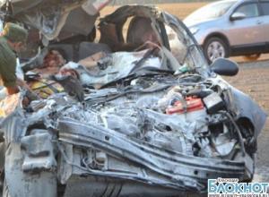 В Тимашевском районе в результате аварии погибли два ребенка