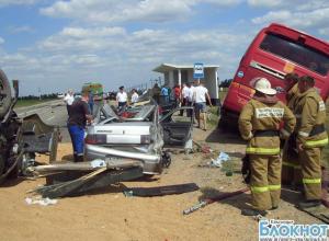 Количество жертв в ДТП на автодороге «Темрюк-Краснодар- Кропоткин» увеличилось до четырех человек