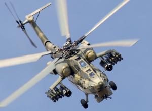 Ночные полеты над водой отработают в Краснодарском крае современнейшие вертолеты Ка-52, Ми-28Н и Ми-8АМТШ