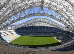 Стадион «Фишт» в Сочи готов принимать игры на своем поле