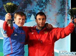 Кубанский бобслеист Алексей Воевода взял «серебро» на Кубке мира